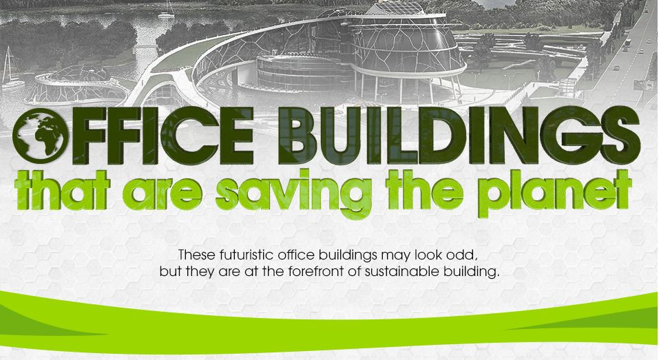 green buildings infographic