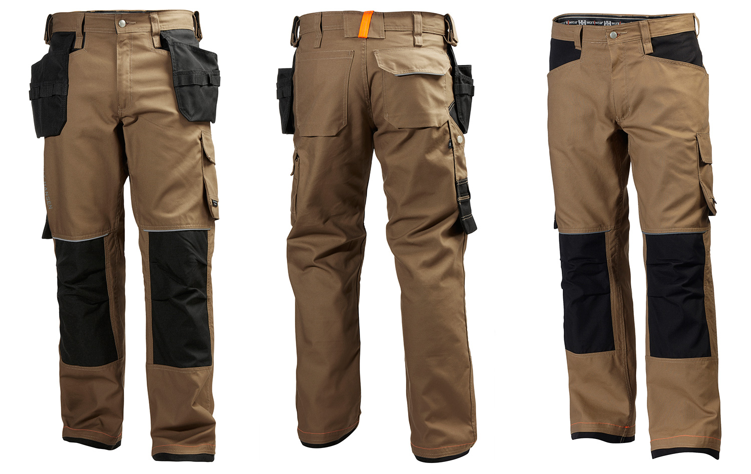 Helly Hansen's Chelsea Construction Pant in Timber