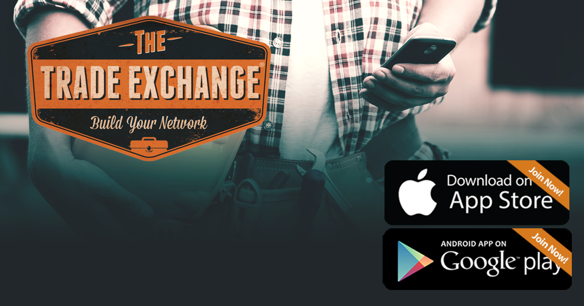 Trade Exchange App