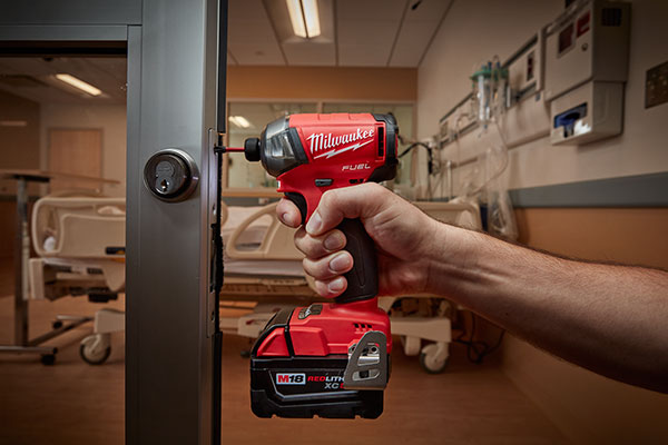 Photo courtesy of Milwaukee Tool