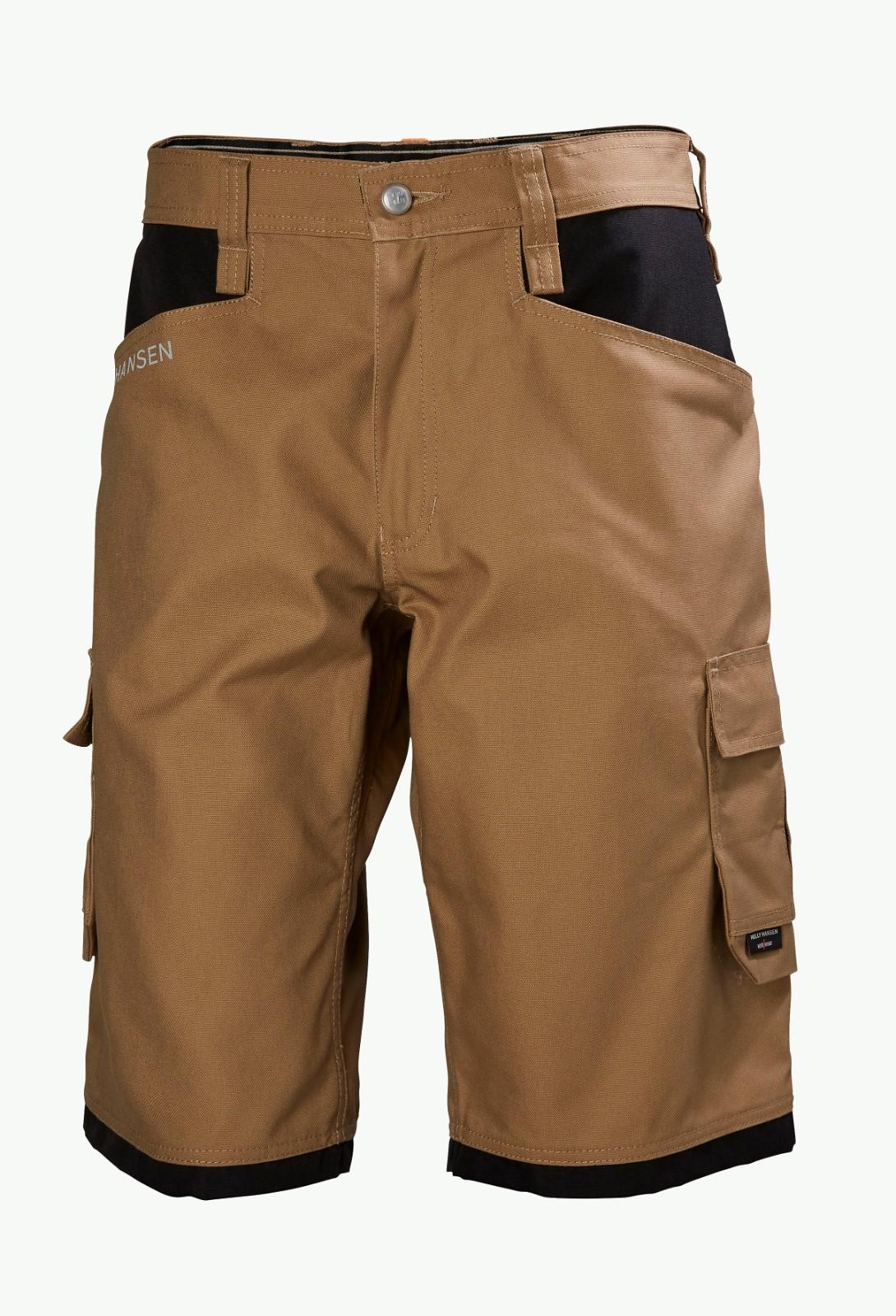 helly hansen construction shorts