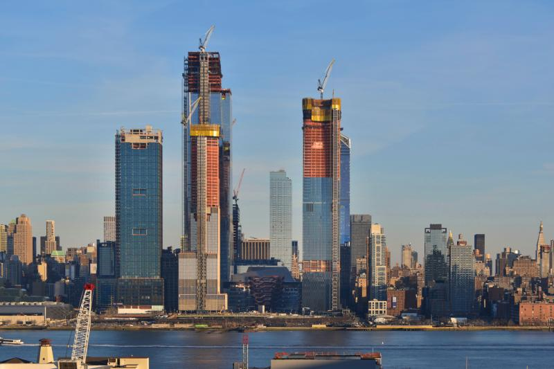 Hudson Yards, courtesy of Related-Oxford