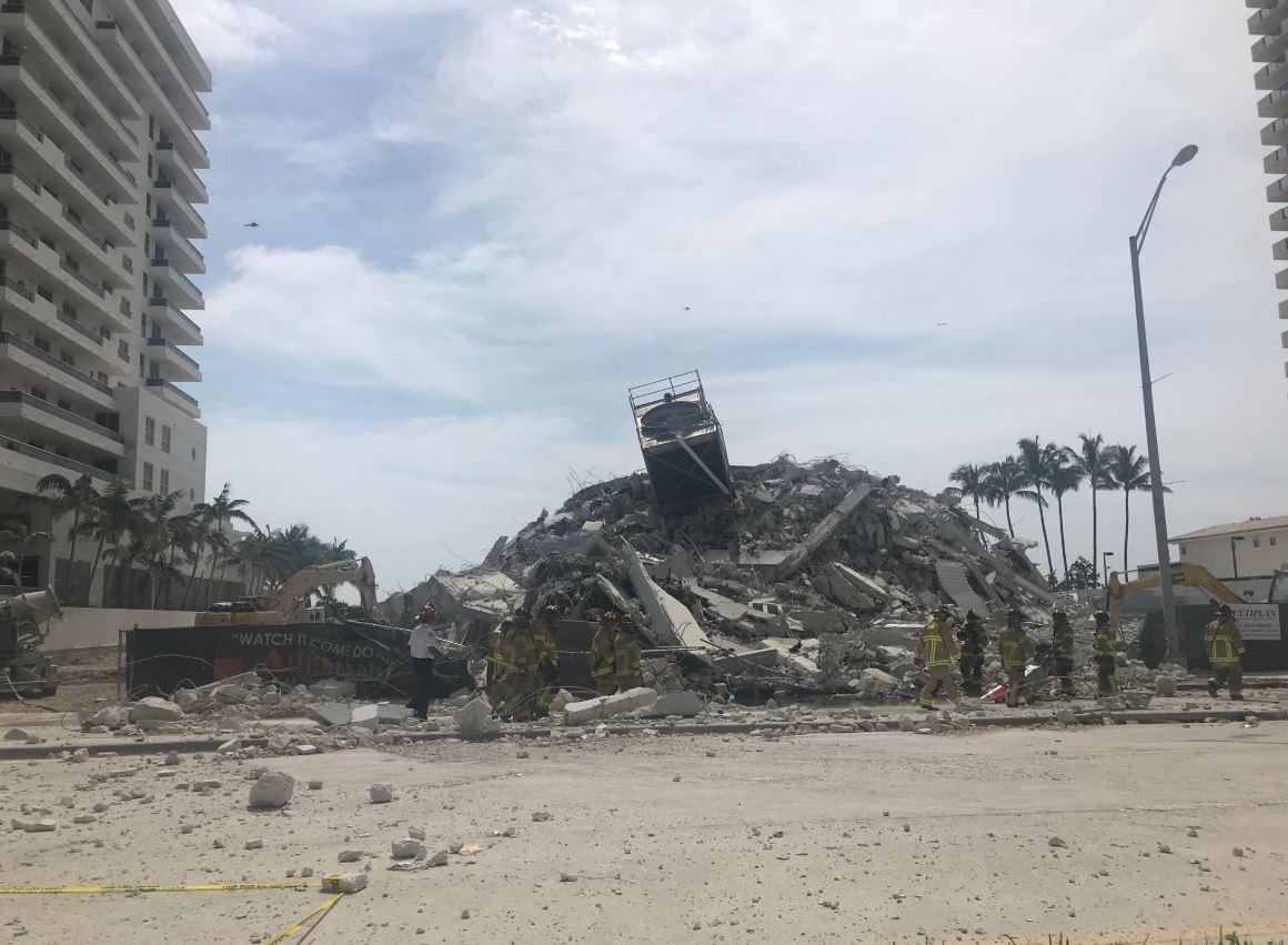 Photo via the City of Miami Beach Fire Department & Ocean Rescue