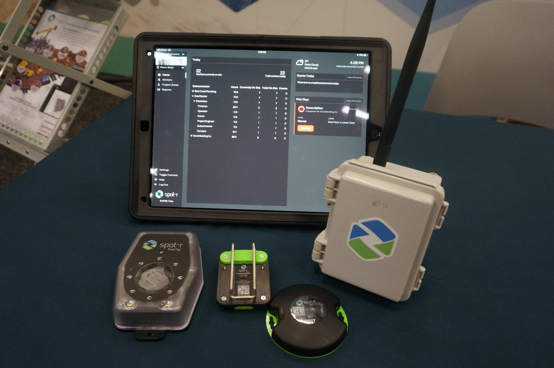 Triax Spot-r Hardware