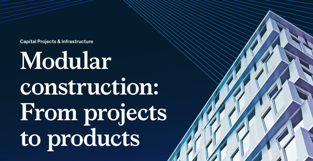 "via ""Modular construction: From projects to products"" by McKinsey & Company"