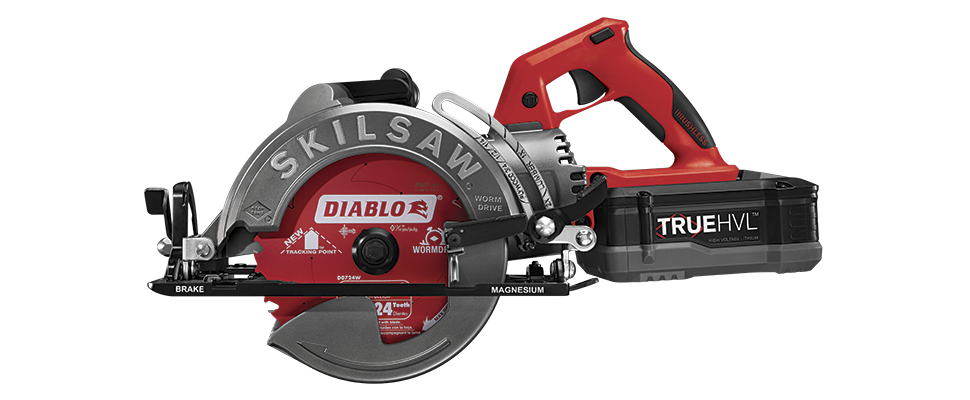 Skilsaw Cordless Worm Drive Saw SPTH77M-02