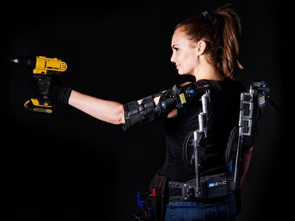 Ekso Bionics Unveils EVO, a New Lighter Weight Exoskeleton for Construction