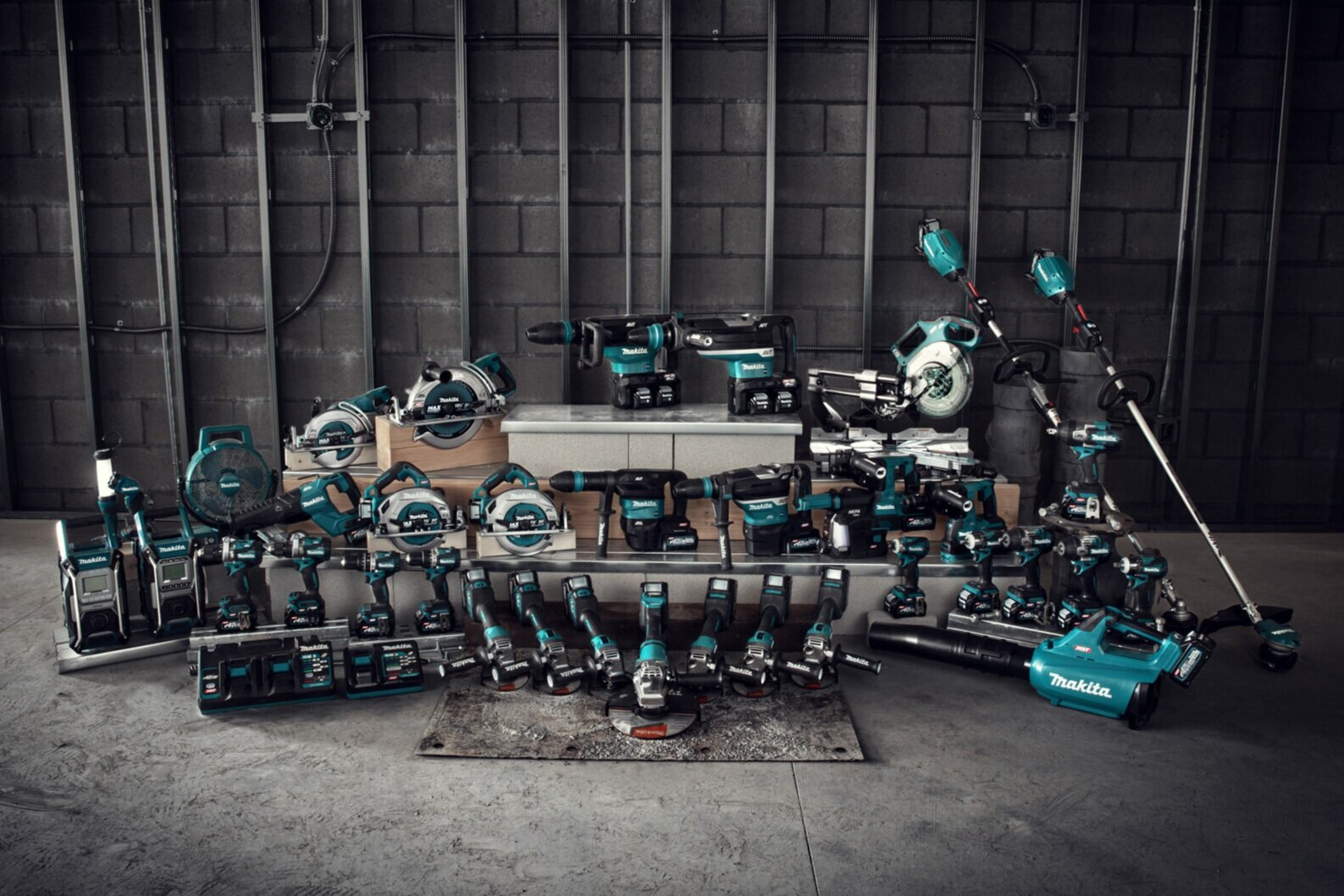 Makita Announces Release of New 40V, 80V XGT Tool Lineup for US Market —  Construction Junkie