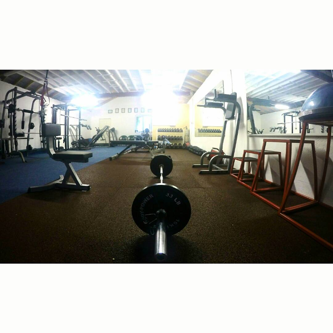 Private Personal Training Space