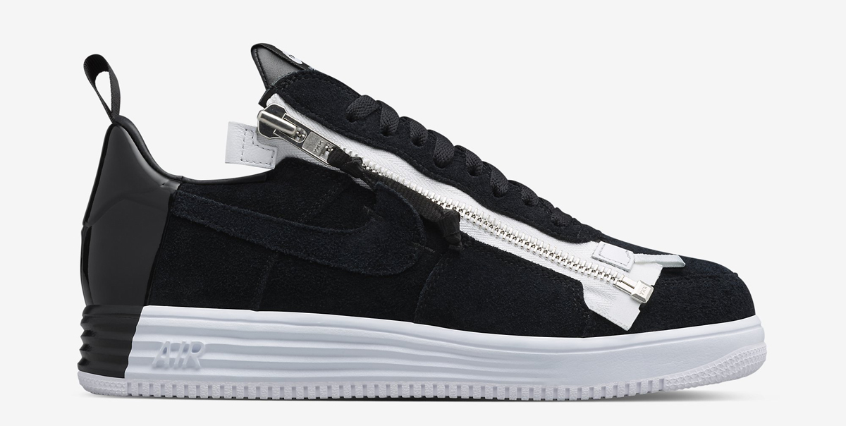 ACRONYM's Functional Intervention on the NIKE Air Force One
