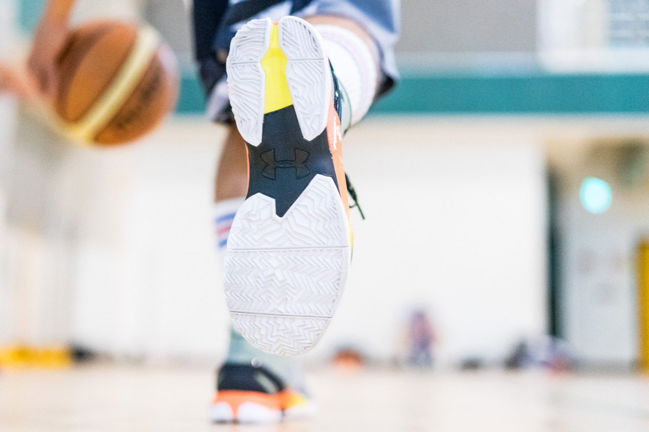 """reputable site 62b61 77588 Under Armour Curry 2 """"Iron Sharpens Iron"""" 
