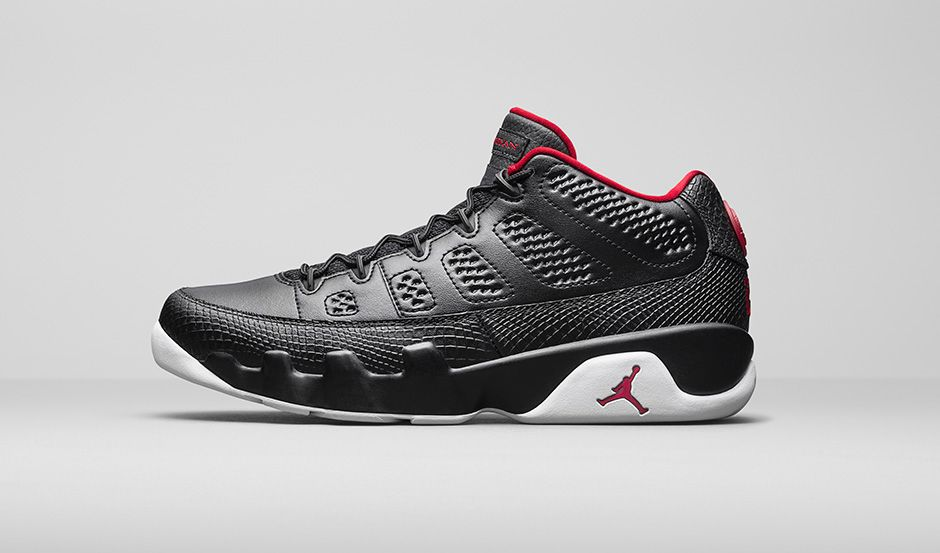 Gallo cuota de matrícula Política  AIR JORDAN 9 RETRO LOW 'BLACK/WHITE' — The Sole Truth