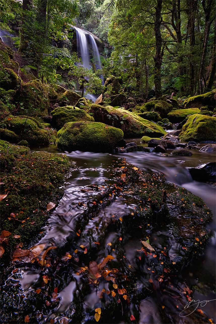 Rinadenna Falls © Hillary Younger
