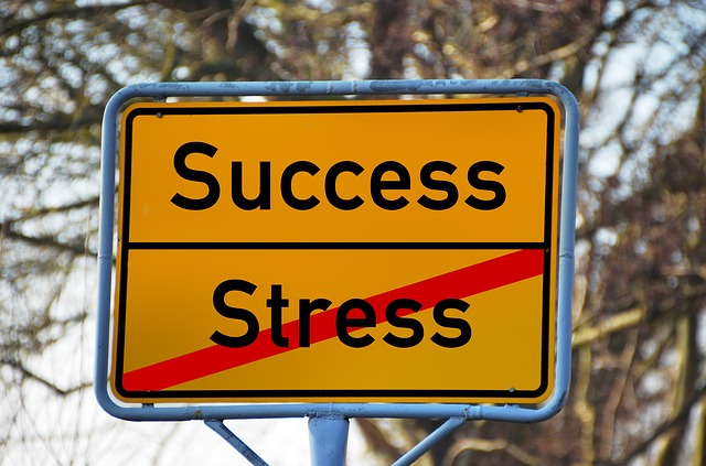 Don't waste your energy on unhelpful stress when you can get some help and focus on success.