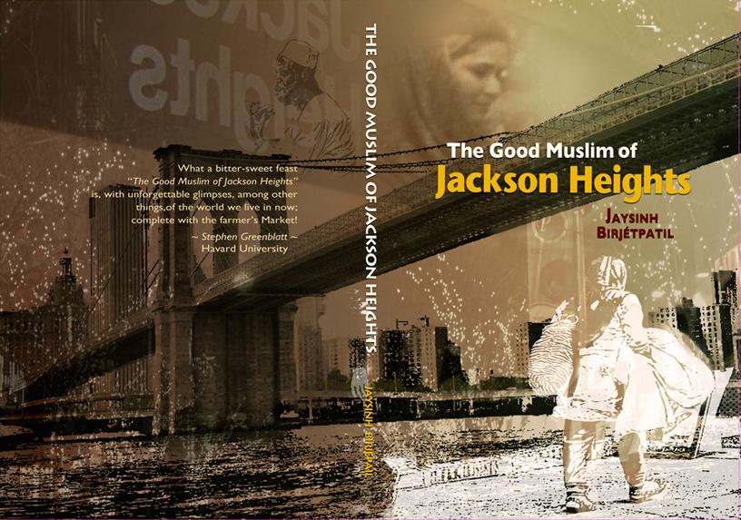 T     he Good Muslim of Jackson Heights      paperback jacket