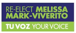 Melissa Mark-Viverito NYC City Council campaign logo