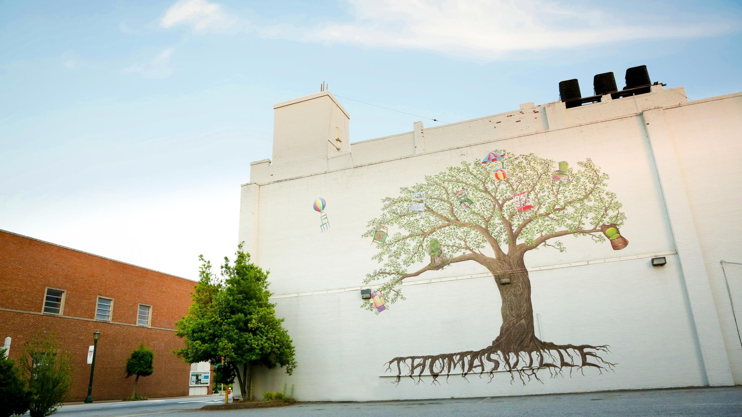 Roots of Thomasville