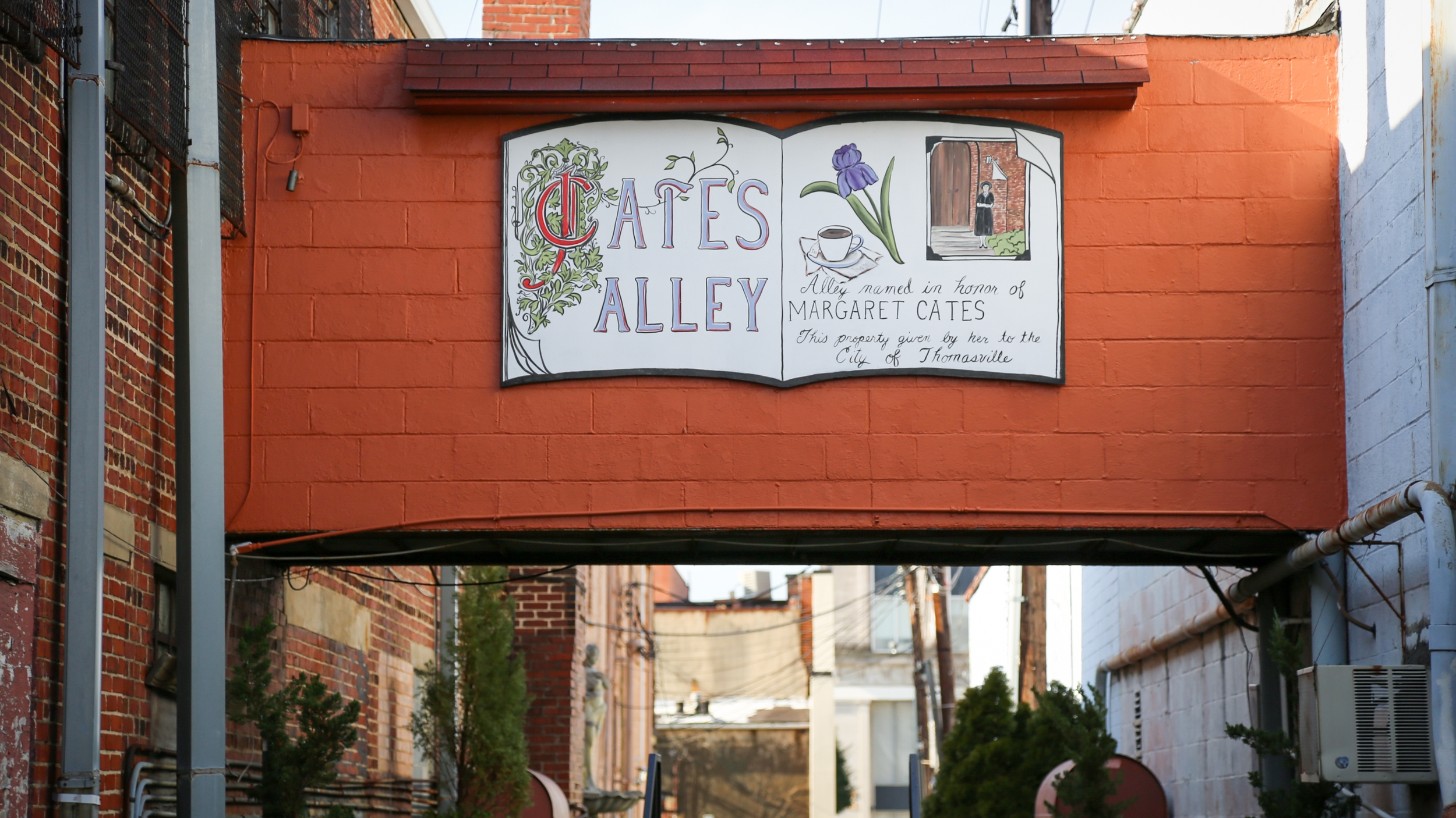 Cates Alley