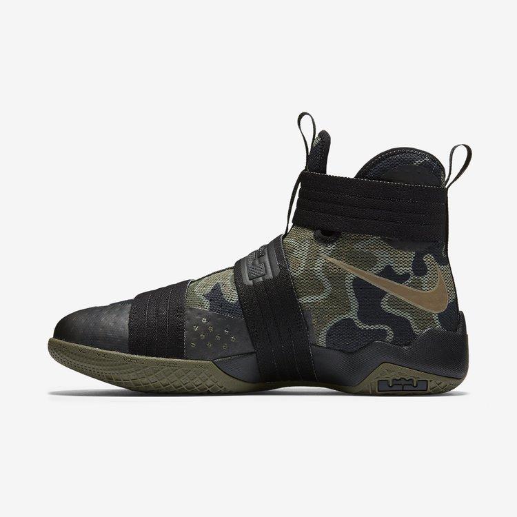 imagen Metáfora Carretilla  Nike: Lebron Soldier X