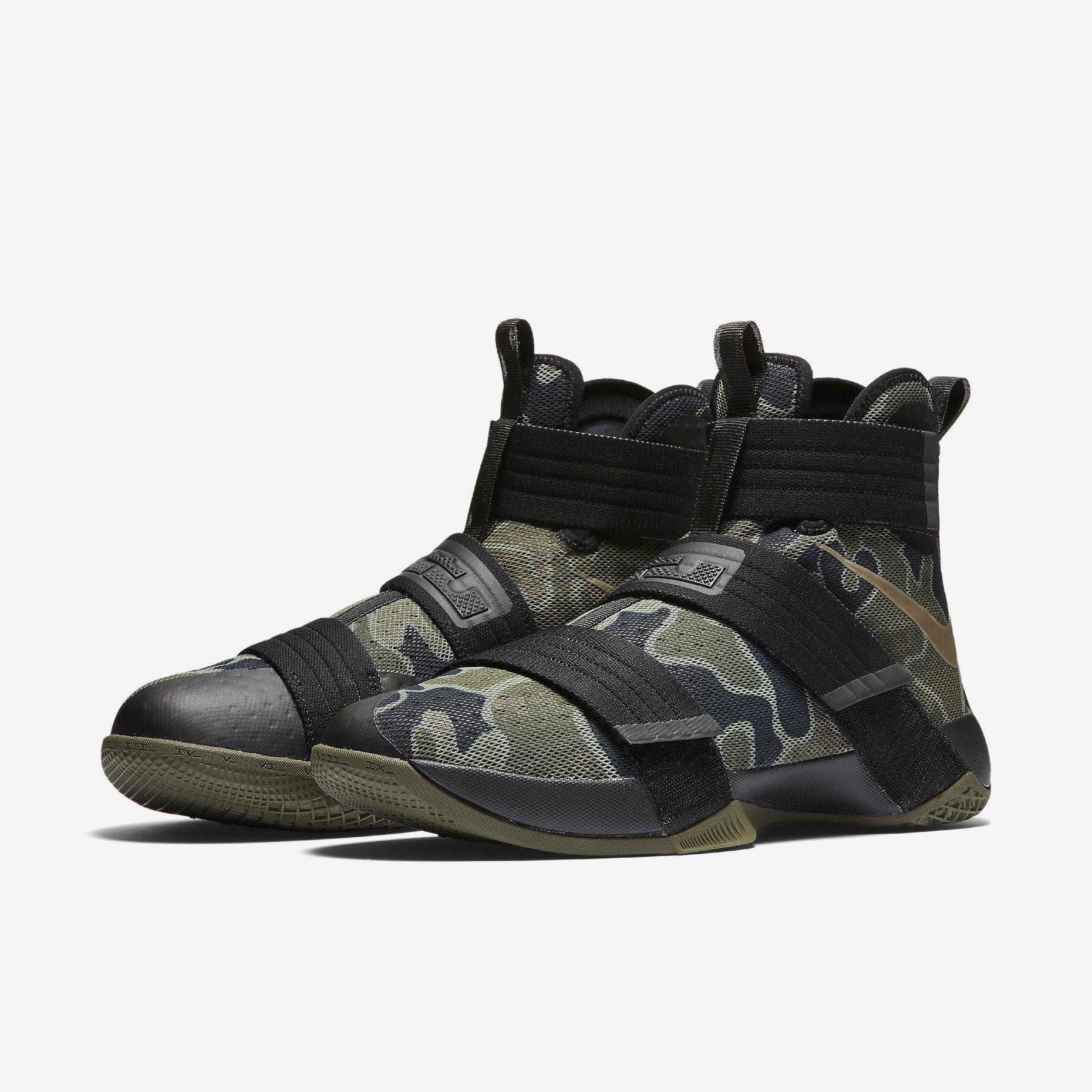 Nike: Lebron Soldier X \