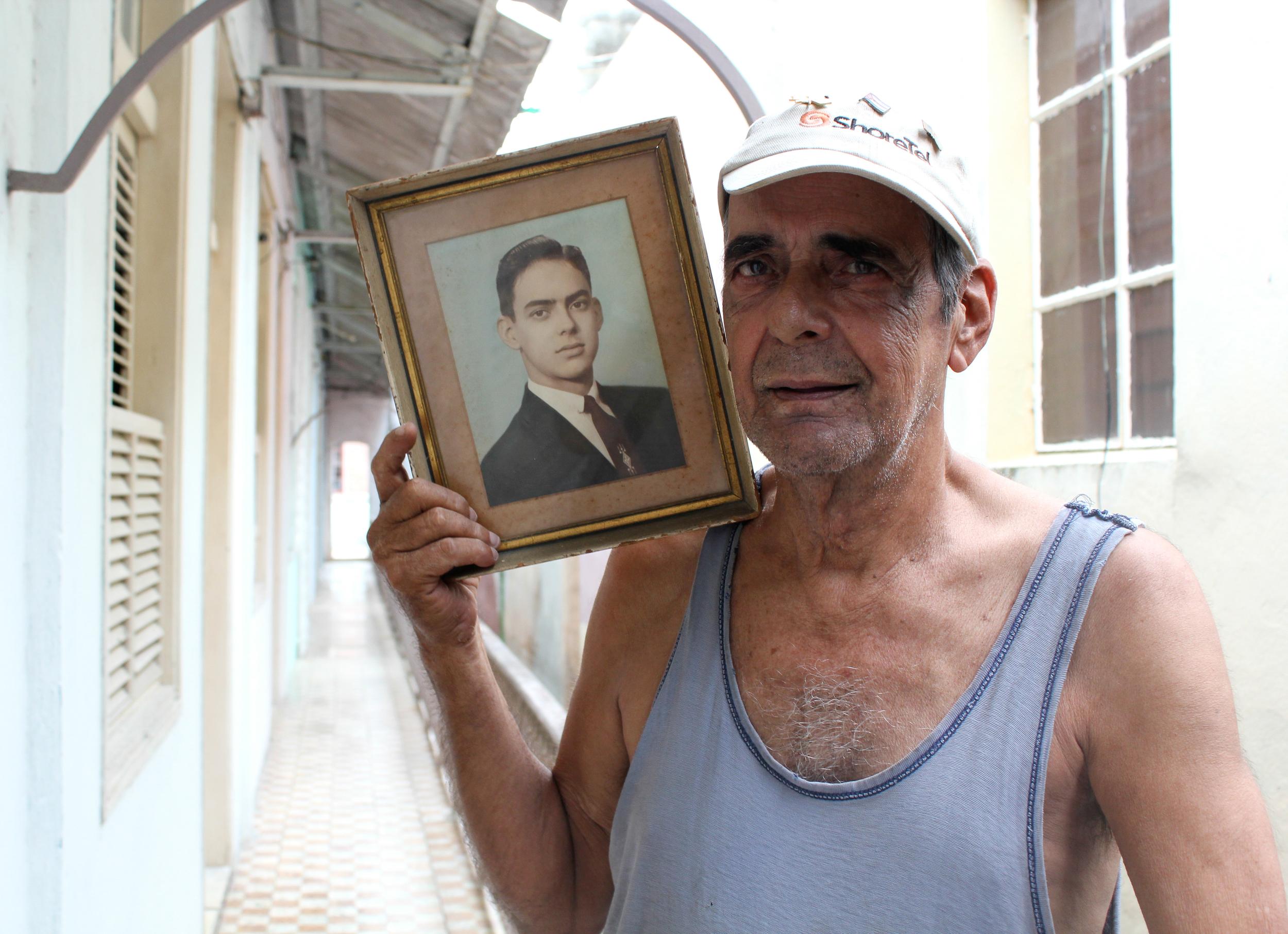 Don Roberto - La Habana, Cuba, 2012