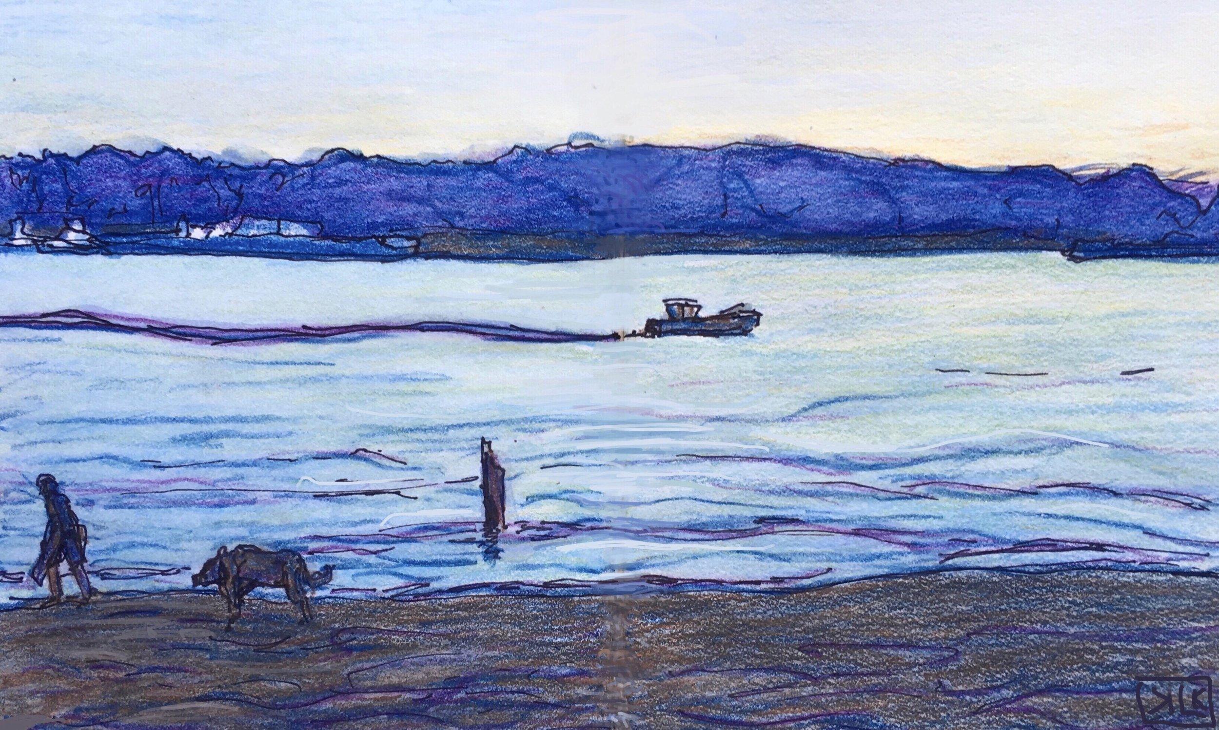 Evening Tide