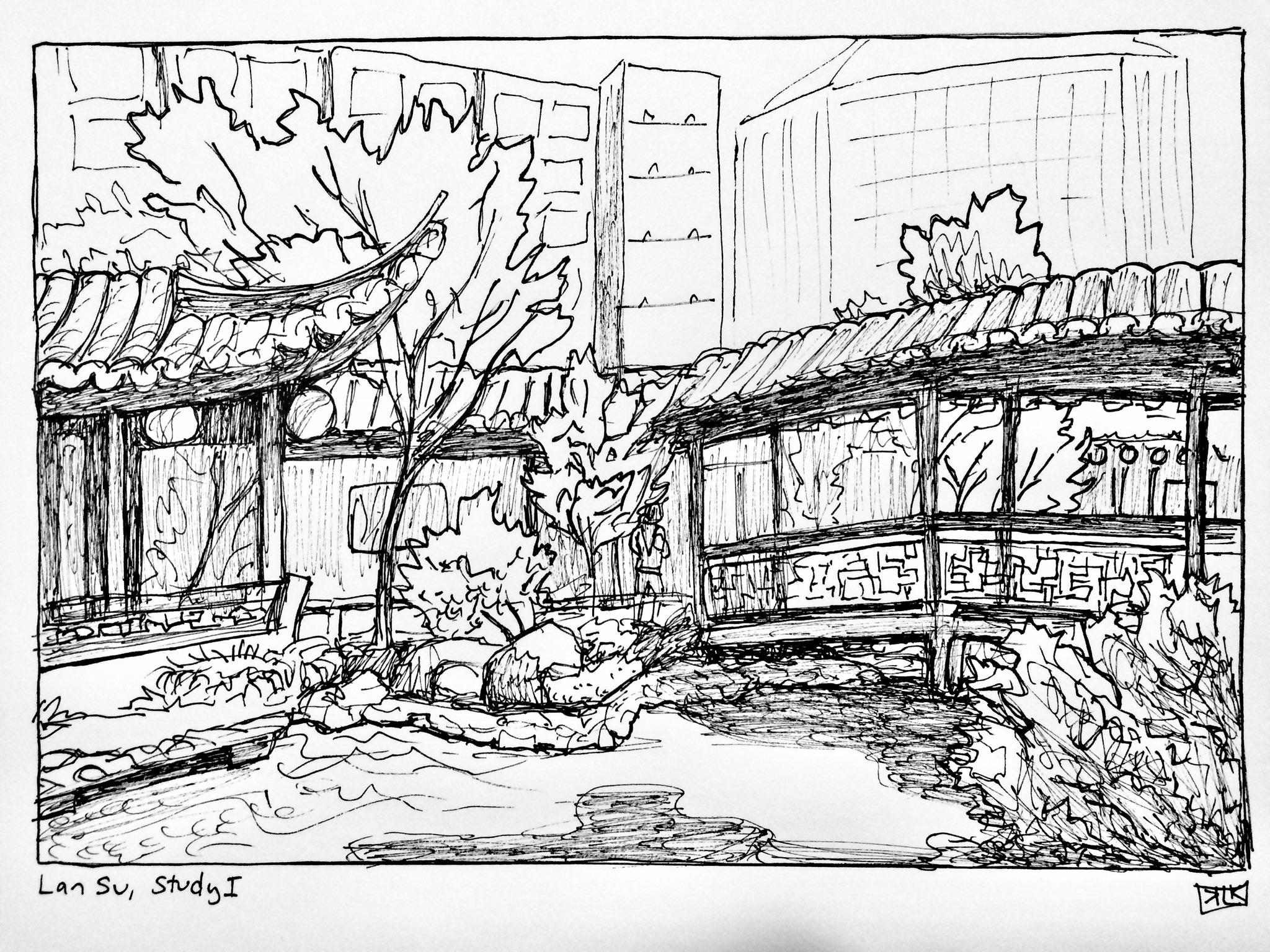 Lan Su sketch