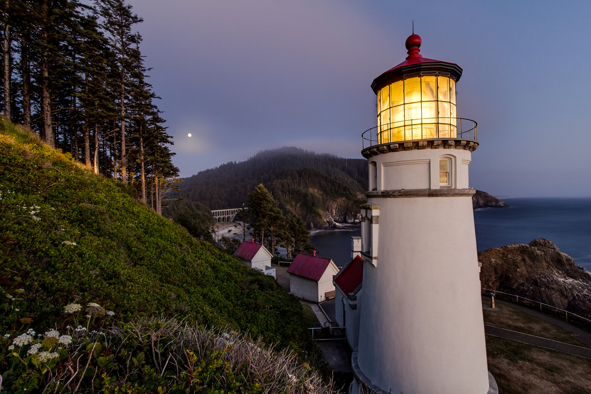 Hate Head Lighthouse