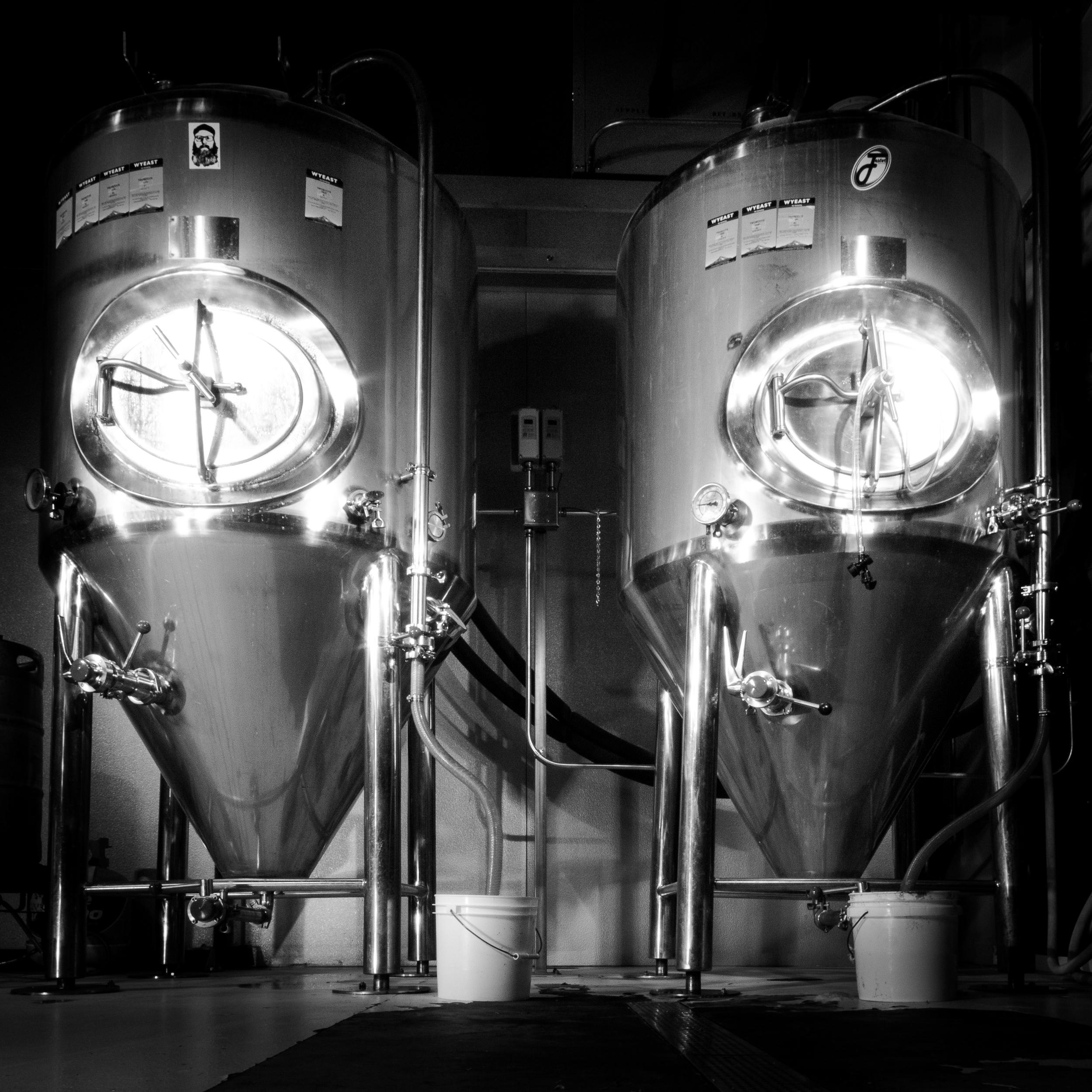 Beer Fermentors