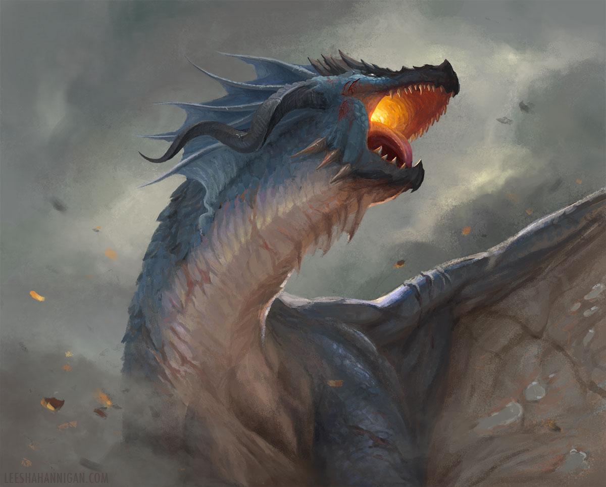 Leesha-Hannigan-Dragonfight