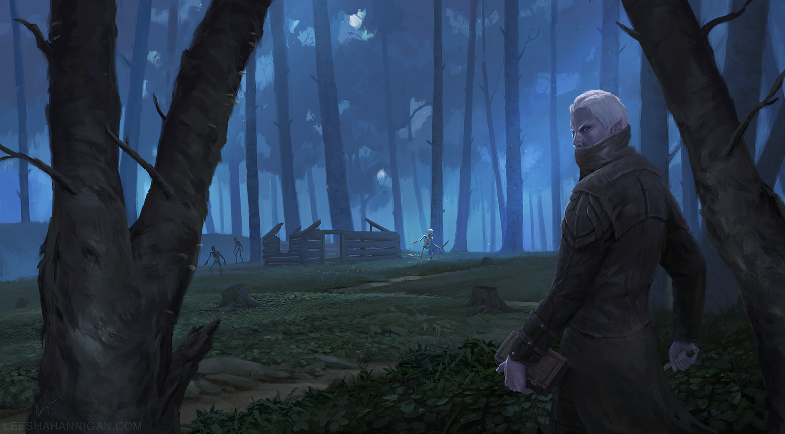 Leesha-Hannigan-Kithicor-Forest
