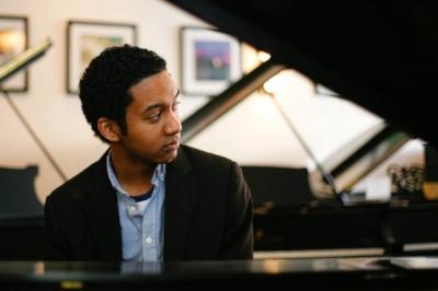 Rashaan Allwood, piano
