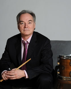 Brian Barlow, Drummer, Composer, Arranger, Director of the PECounty Jazz Festival and all round great guy!