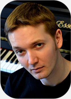 Matthew Walton, pianist