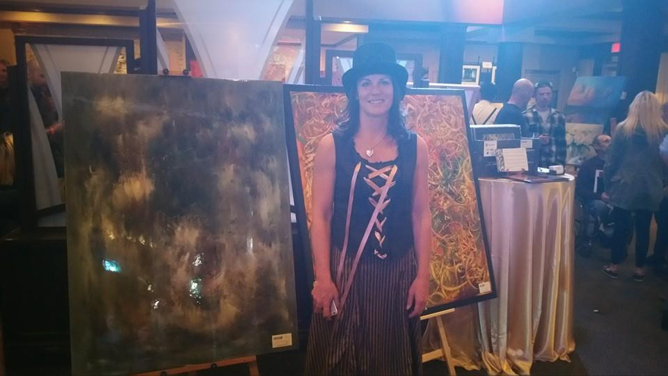 Linda Langerak and her amazing and intricate creations.