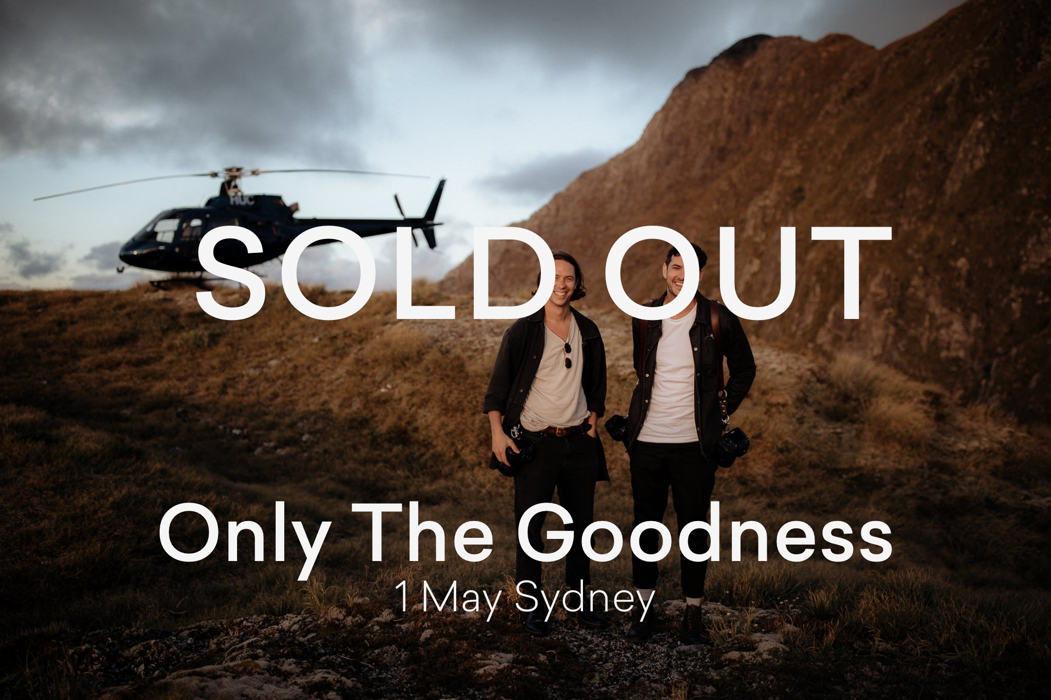 1 May 2018 Sydney
