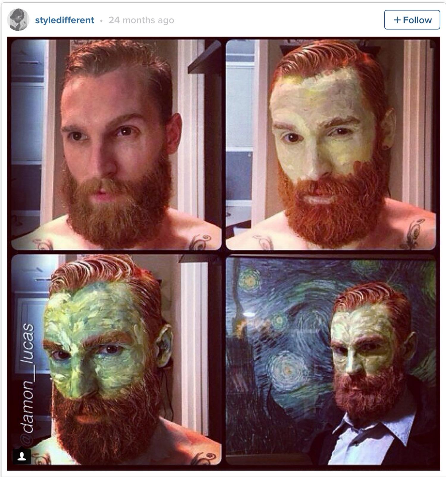 Vincent_Van_Gogh_Halloween_Makeup