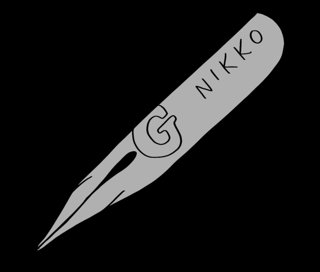 NIKKO G NIB