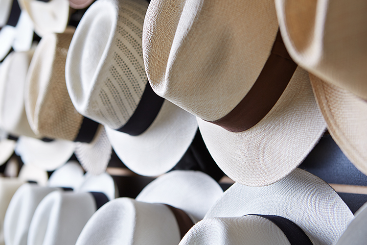 Montecristi Collection - Our Finest Montecristi Supreme Hats For Men and Woman