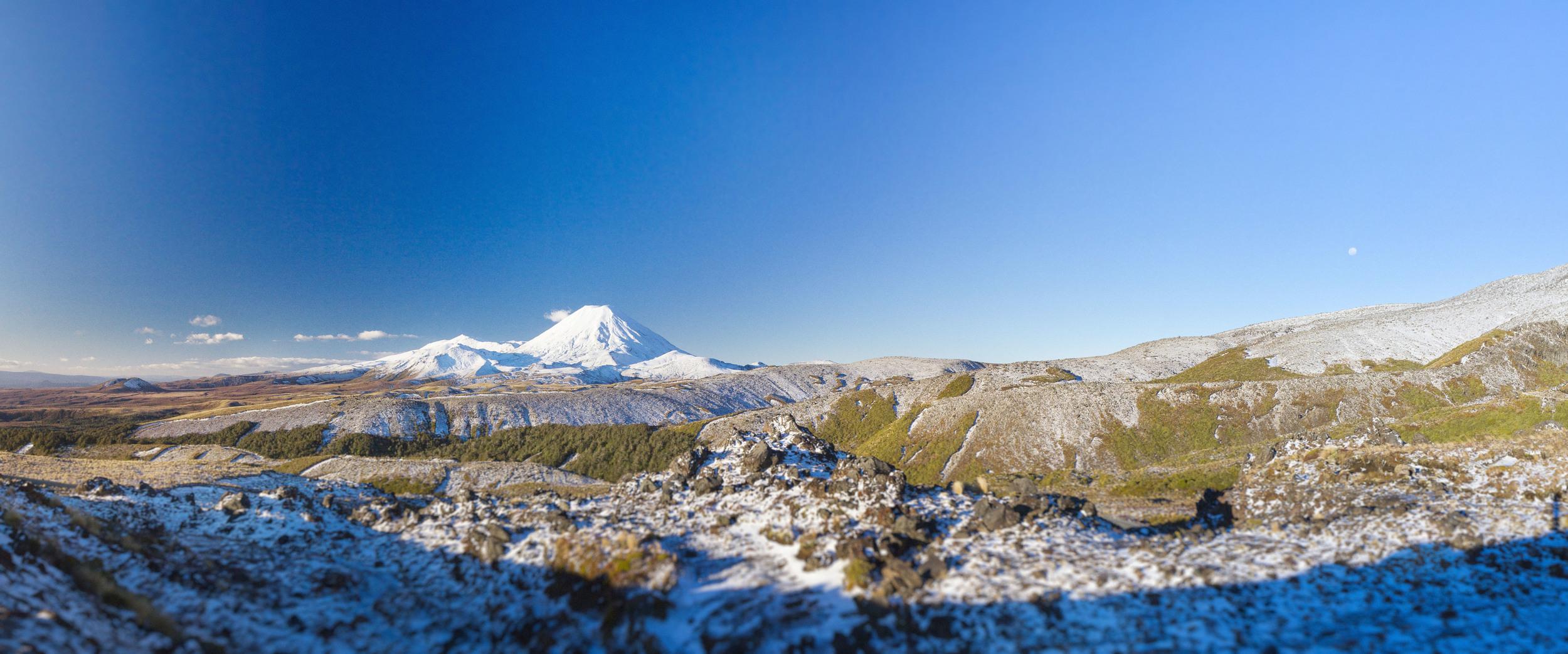 Tongariro Panorama