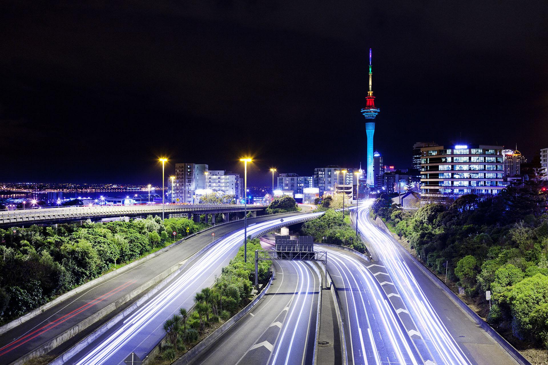 Auckland City Traffic