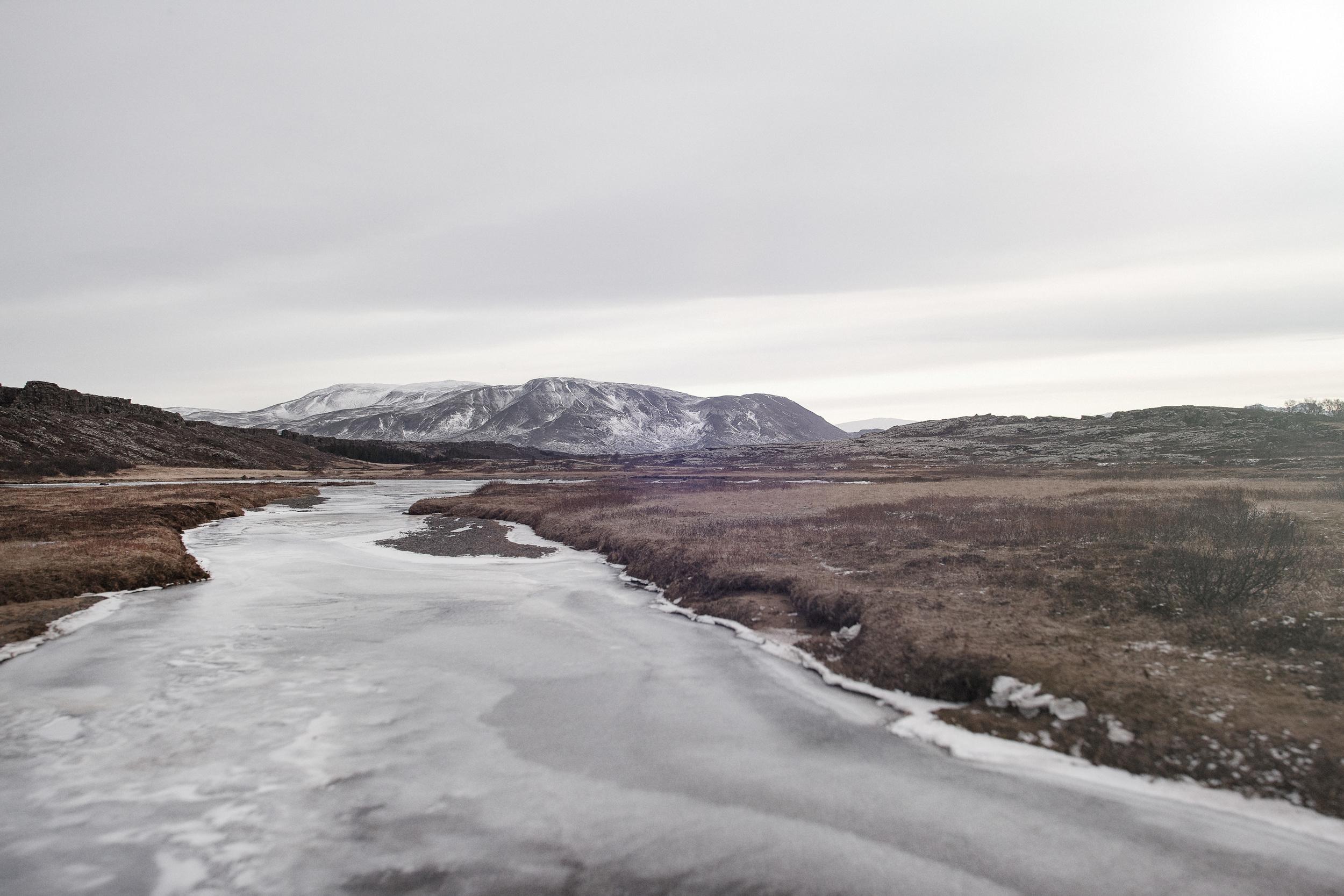 Icelandic Rivers