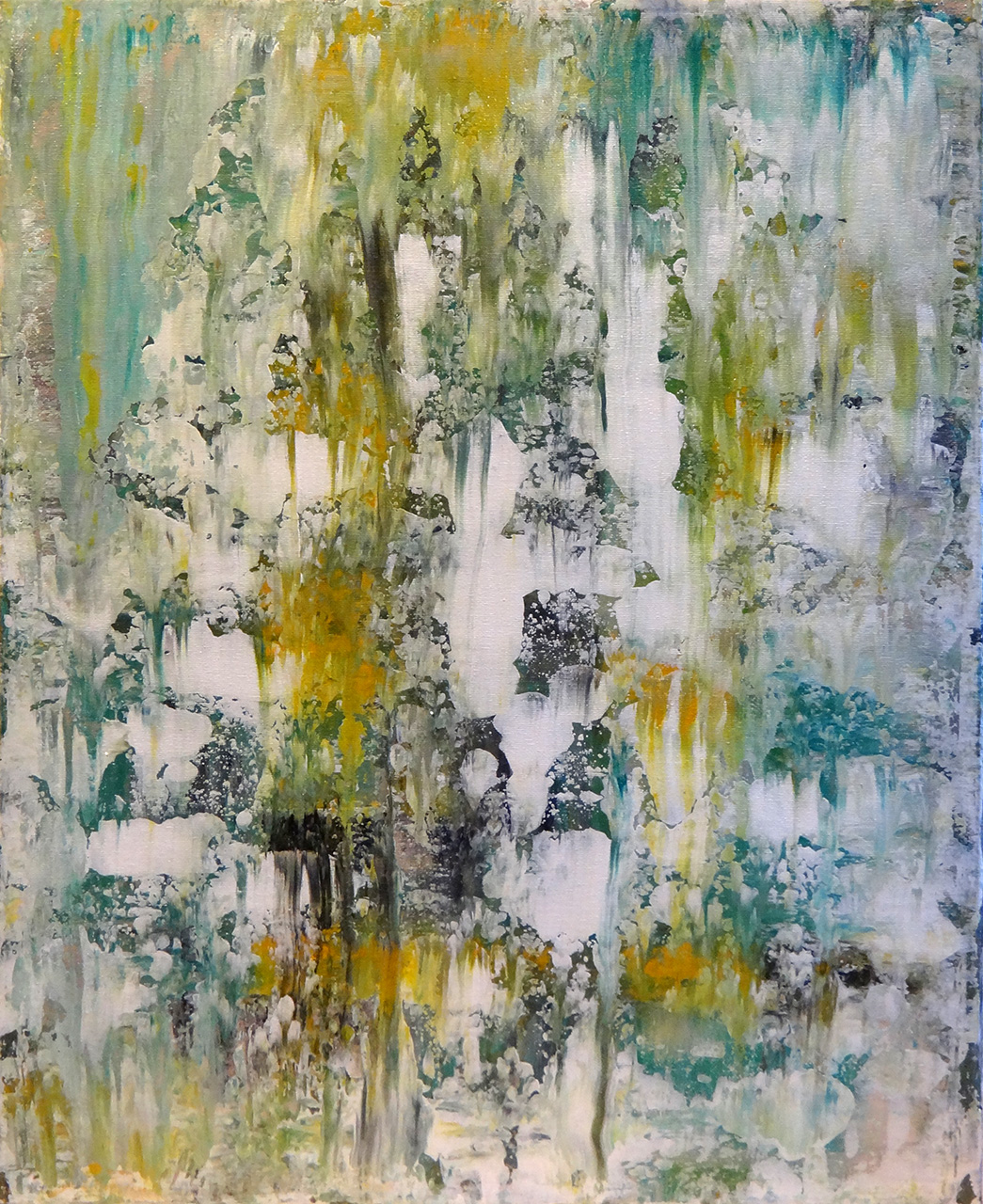 Over The Fence - SOLD