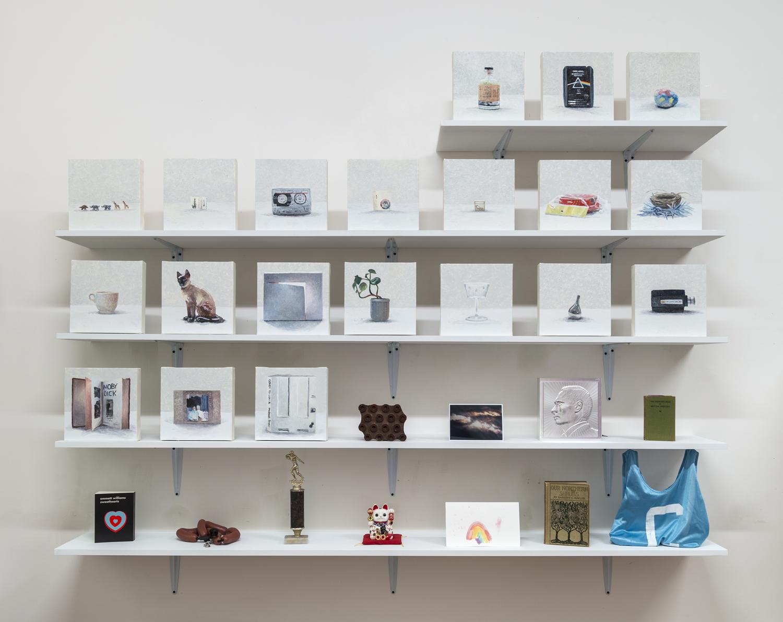 Barter Shelf