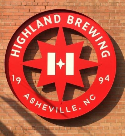 Highland changed their logo from the cartoonish kilted Scotsman to the Highland compass last year.