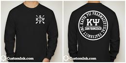 KY Cross Long Sleeve - $20.00