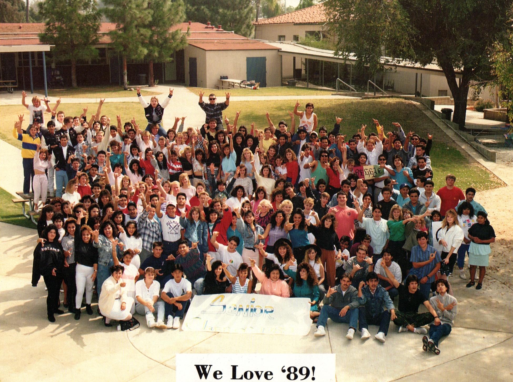 CLASS OF '89