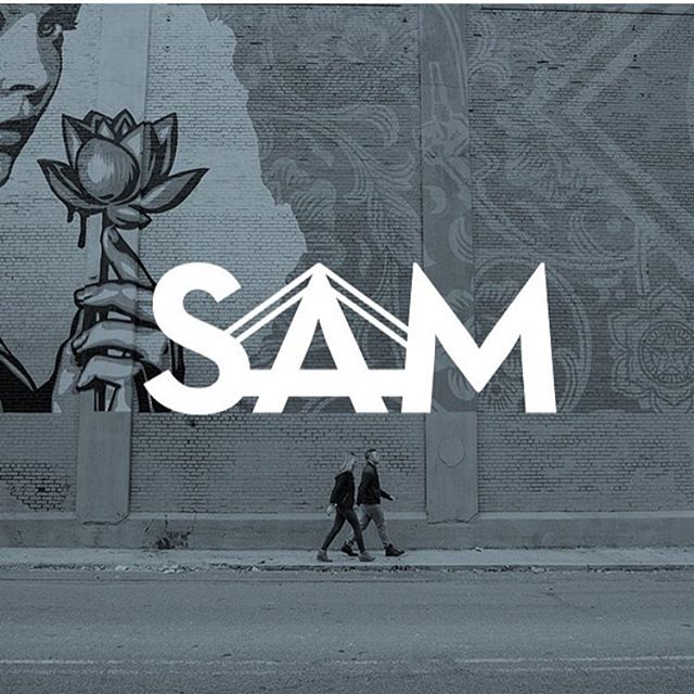 Shameless self promotion: follow @sam_branding to see what @melipioli and I are working on together. More to come...