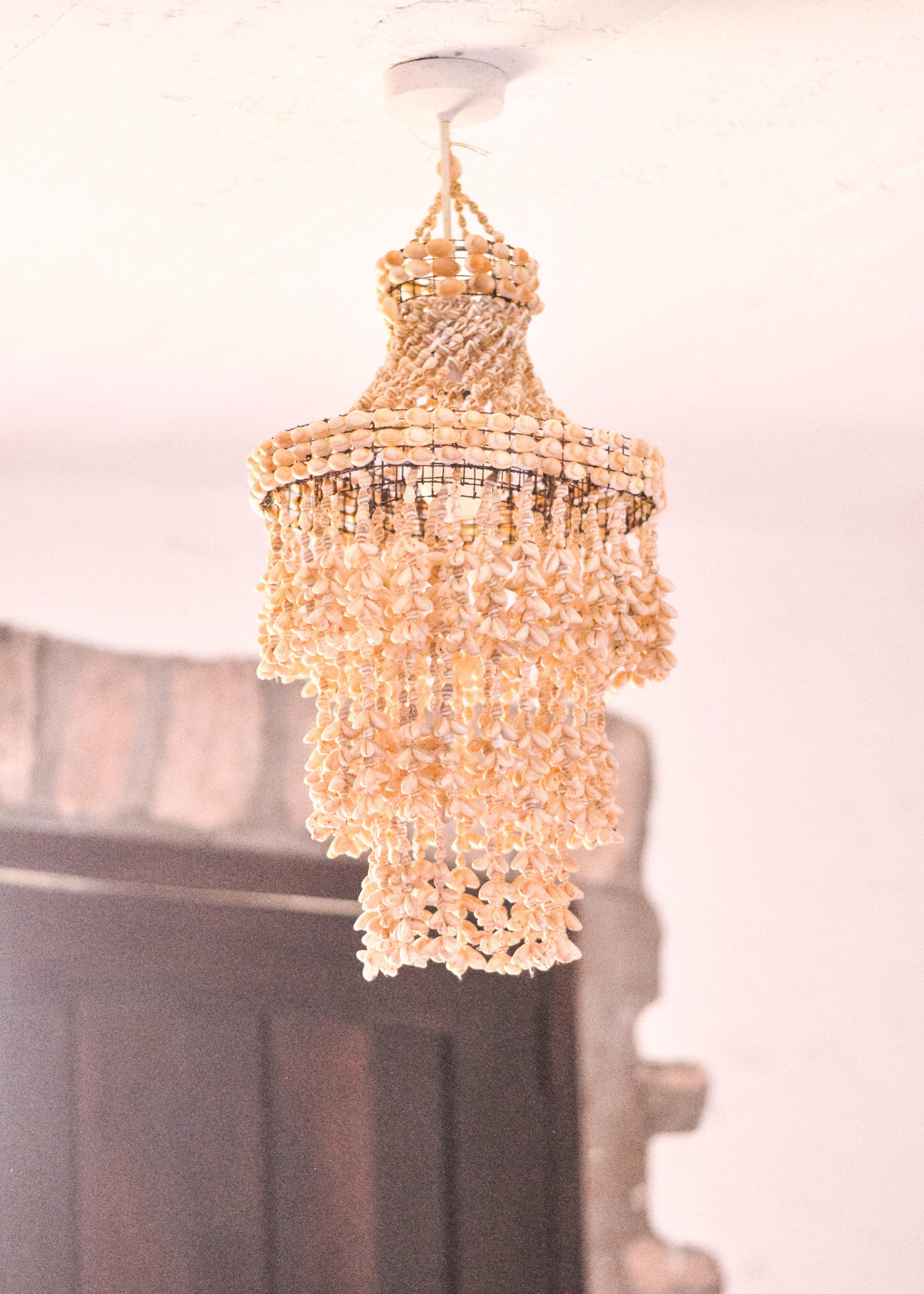 island decor chandelier