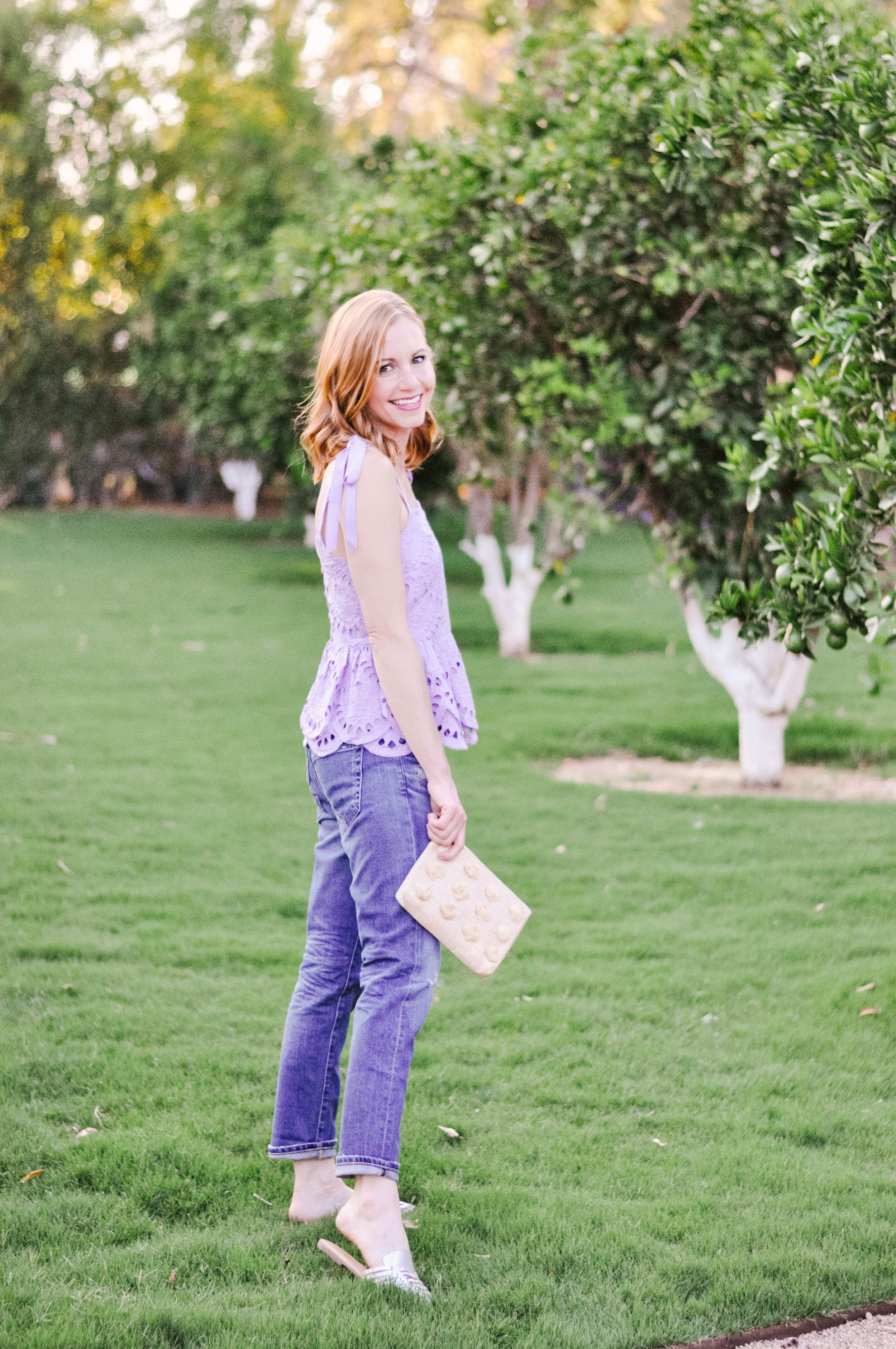 Women's AG Ex Boyfriend Jeans